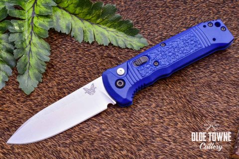 Benchmade 4400-1 Casbah Auto Blue