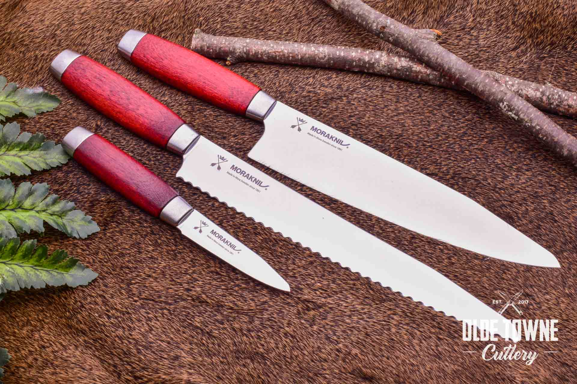 Mora FT01574 Classic 1891 3 Pack Red