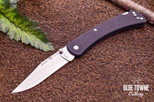 Buck BU110BKS4 110 Slim Pro Lockback Hunter