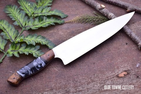 Dogwood Custom Knives DW010101 Big Papi Chef