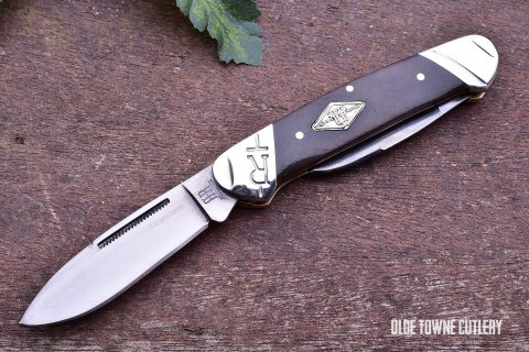 Rough Rider RR1782 Canoe Black Bone