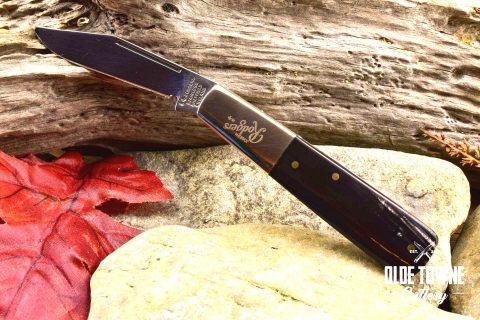 Joseph Rodgers 1500Buff Clip Point Barlow Buffalo Horn