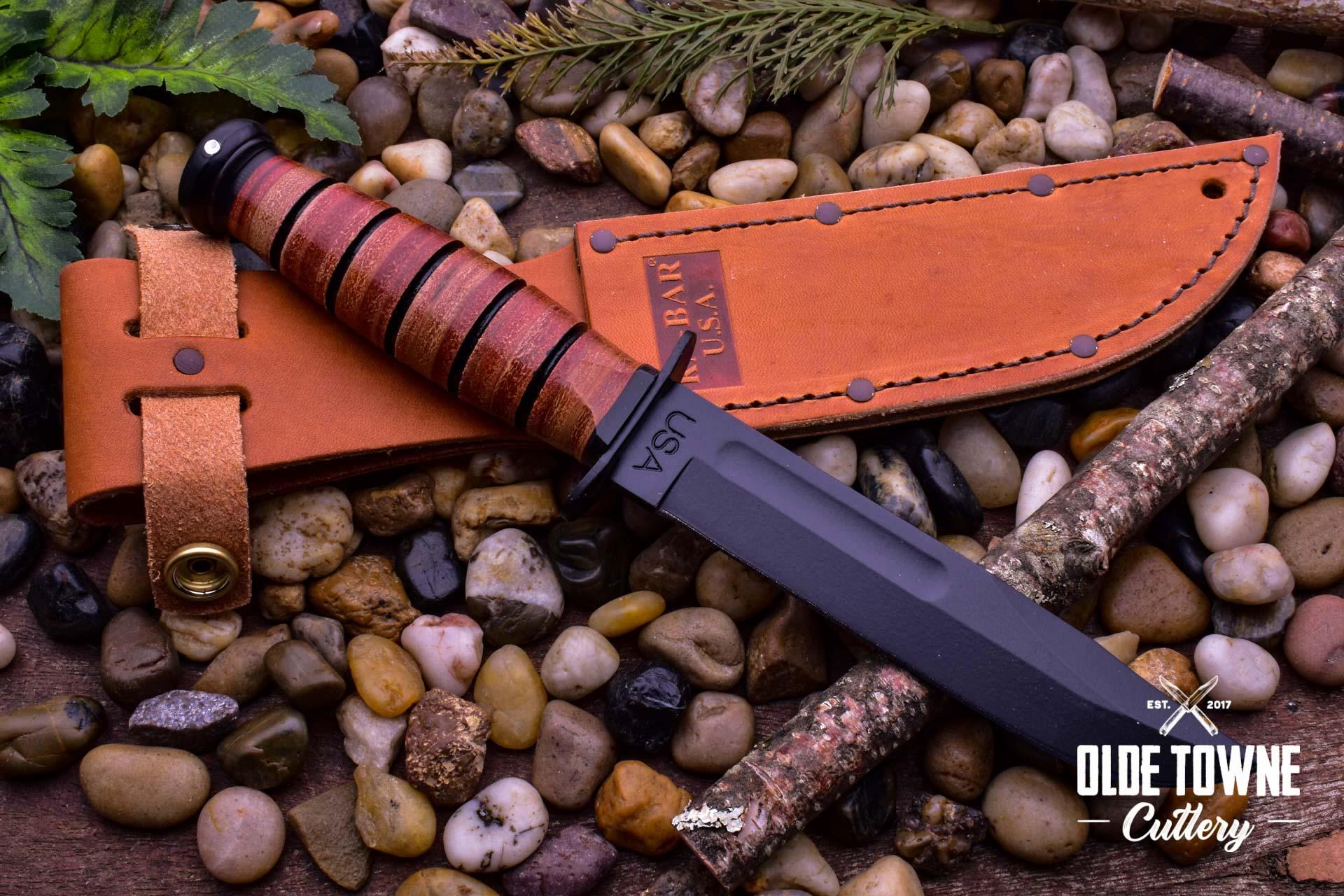 Ka-Bar KA1251 Short Fixed Blade