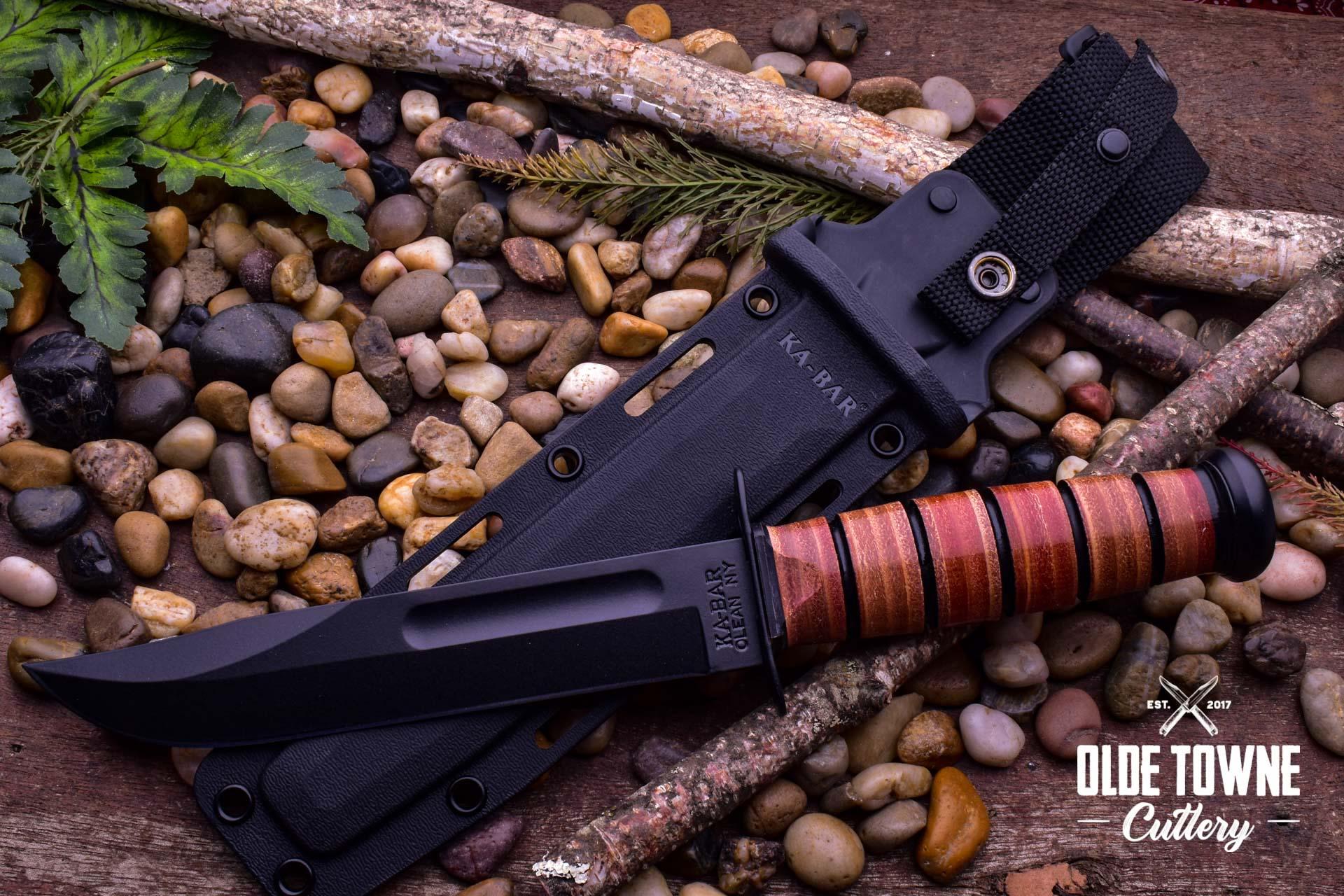 Ka-Bar KA5017 USMC Fighting Knife