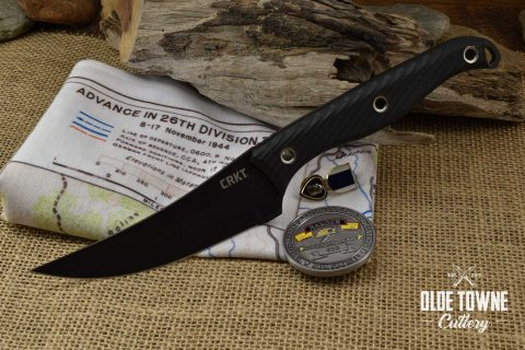 Vintage CRKT Clever Girl Fixed Blade (C)