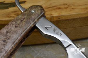 """Thiers Issard Razor 7/8"""" Le Grelot Oak Wing (C)"""