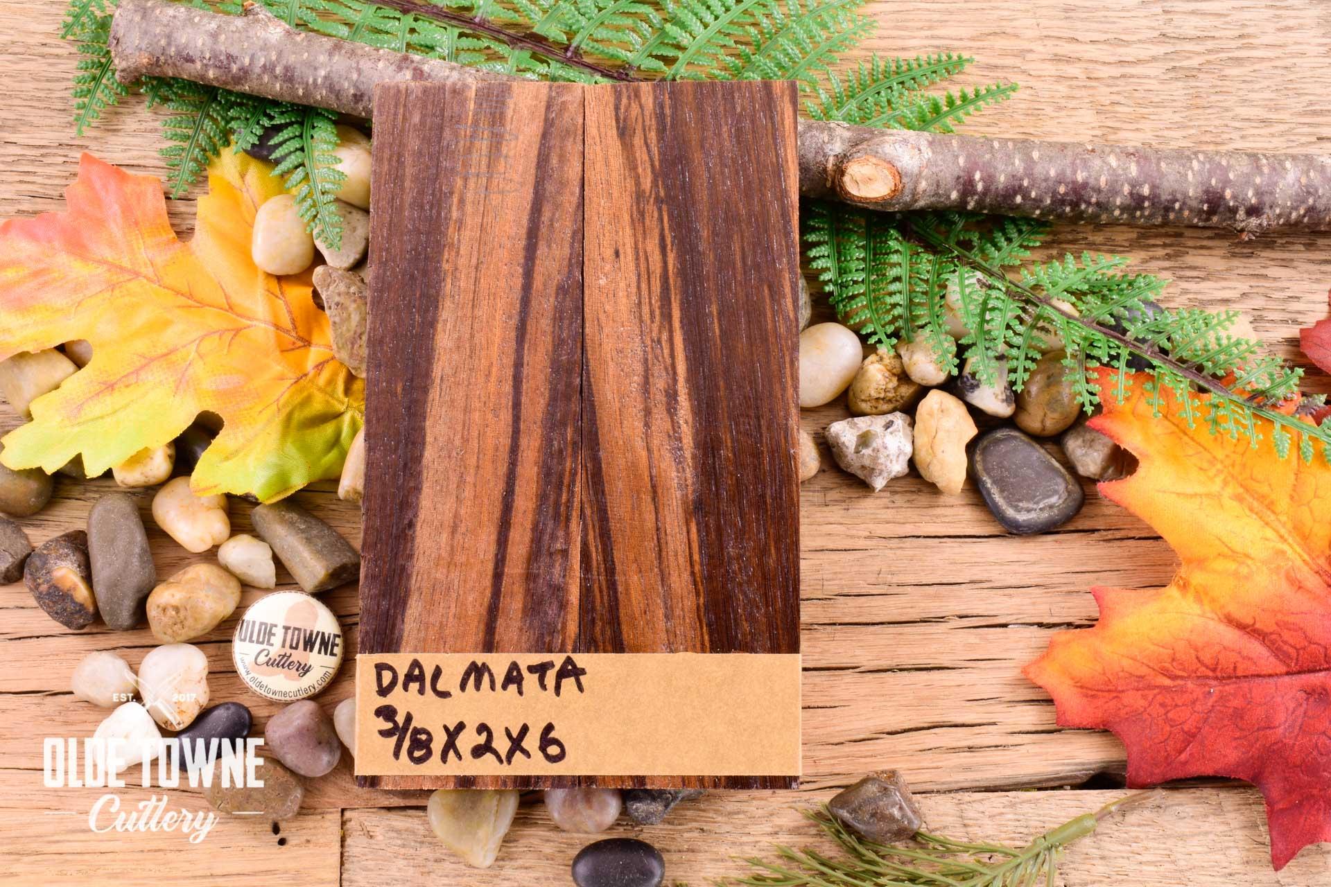 Handle Material Dalmata 3/8 x 2 x 6
