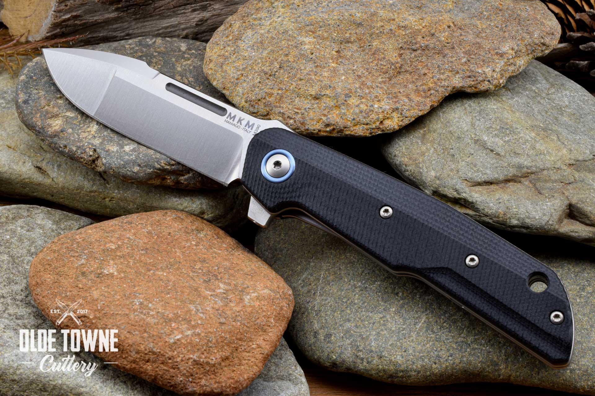 Maniago Knife Makers/Lion Steel CLAP Linerlock