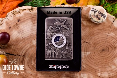 Zippo ZO24457 Joined Forces