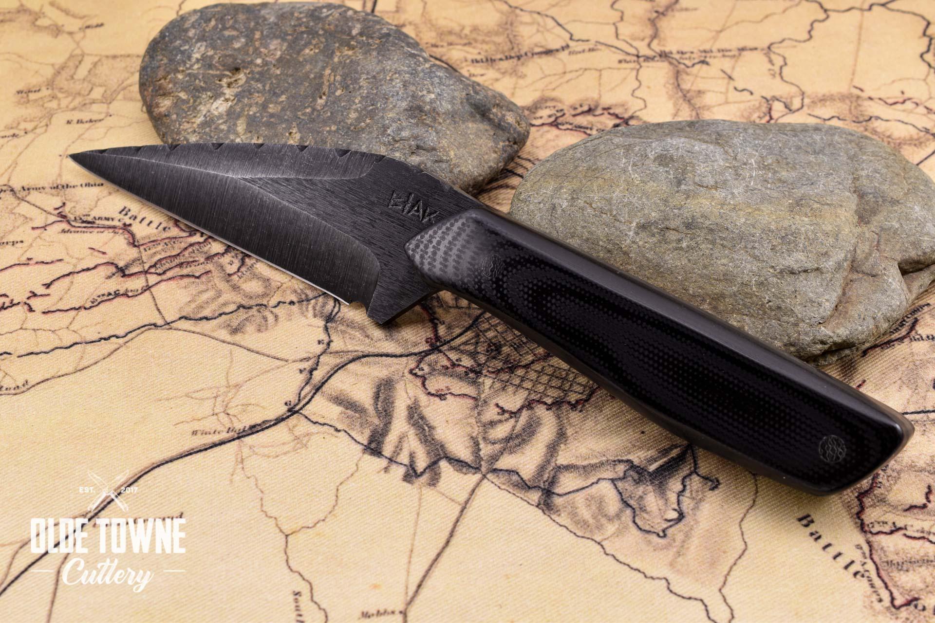 BTAK Encroacher Black G10 (C)