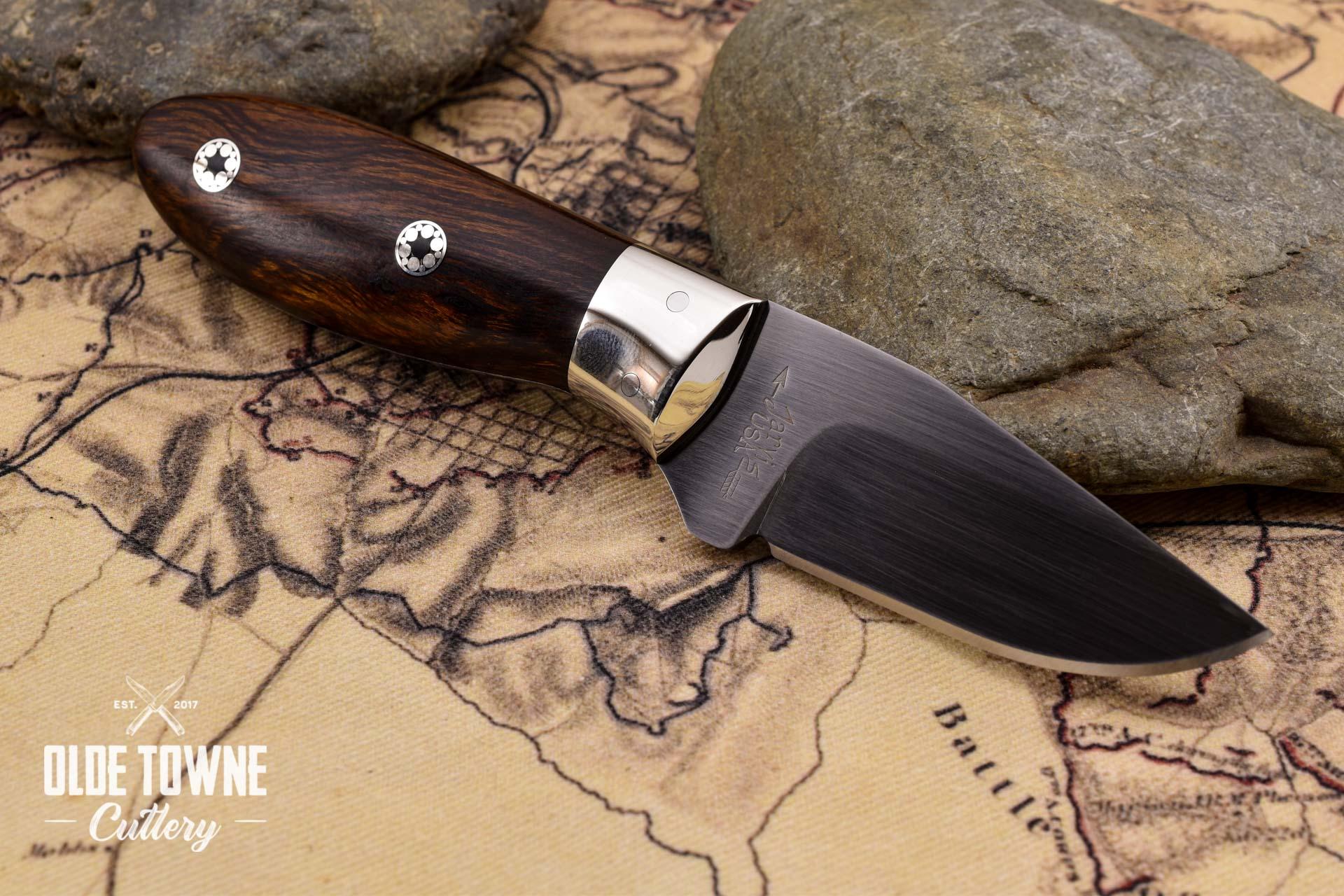 Jarvis Knives EDC Standard Desert Ironwood (C)