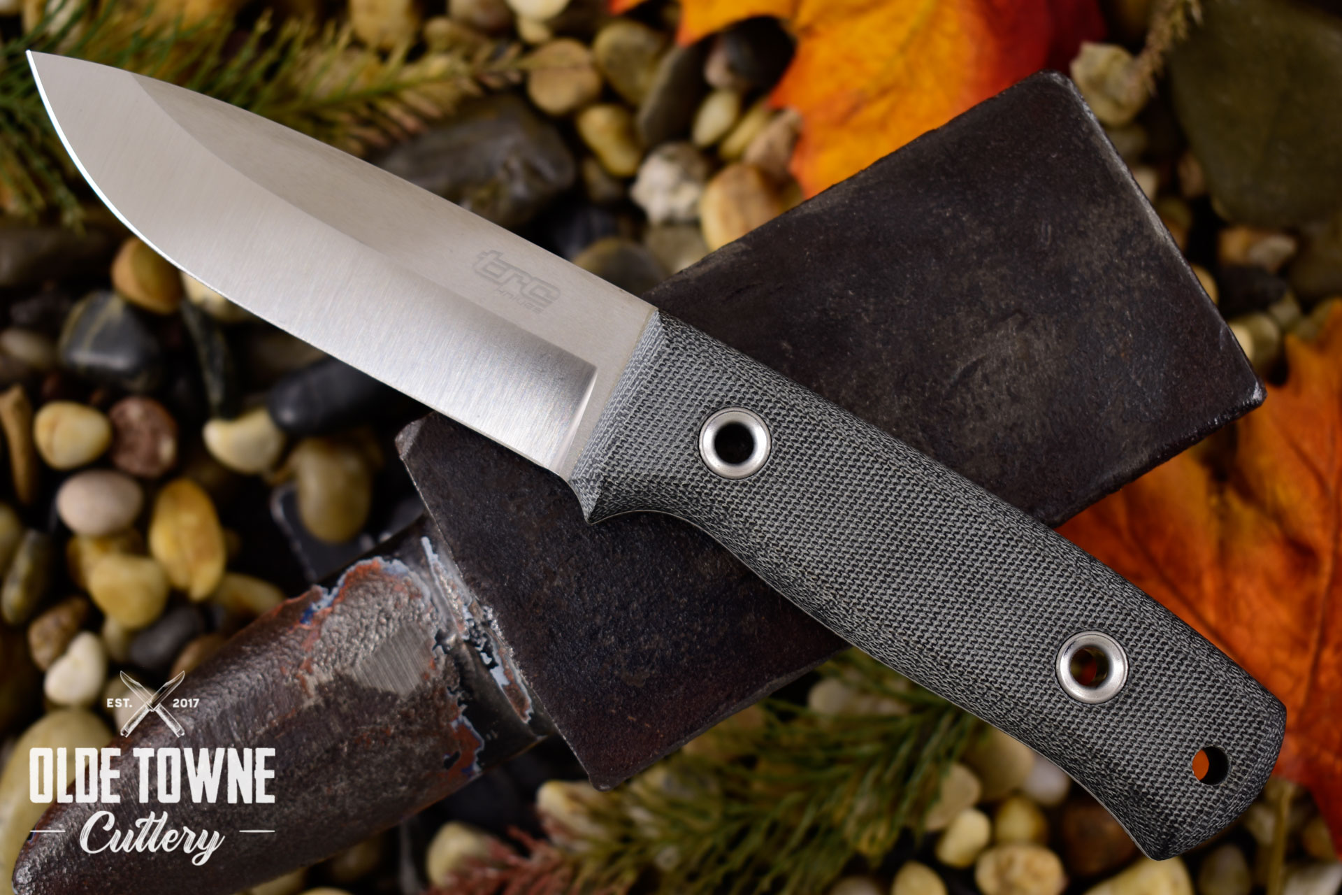 Pre-Owned TRC Knives Bushcraft (C)