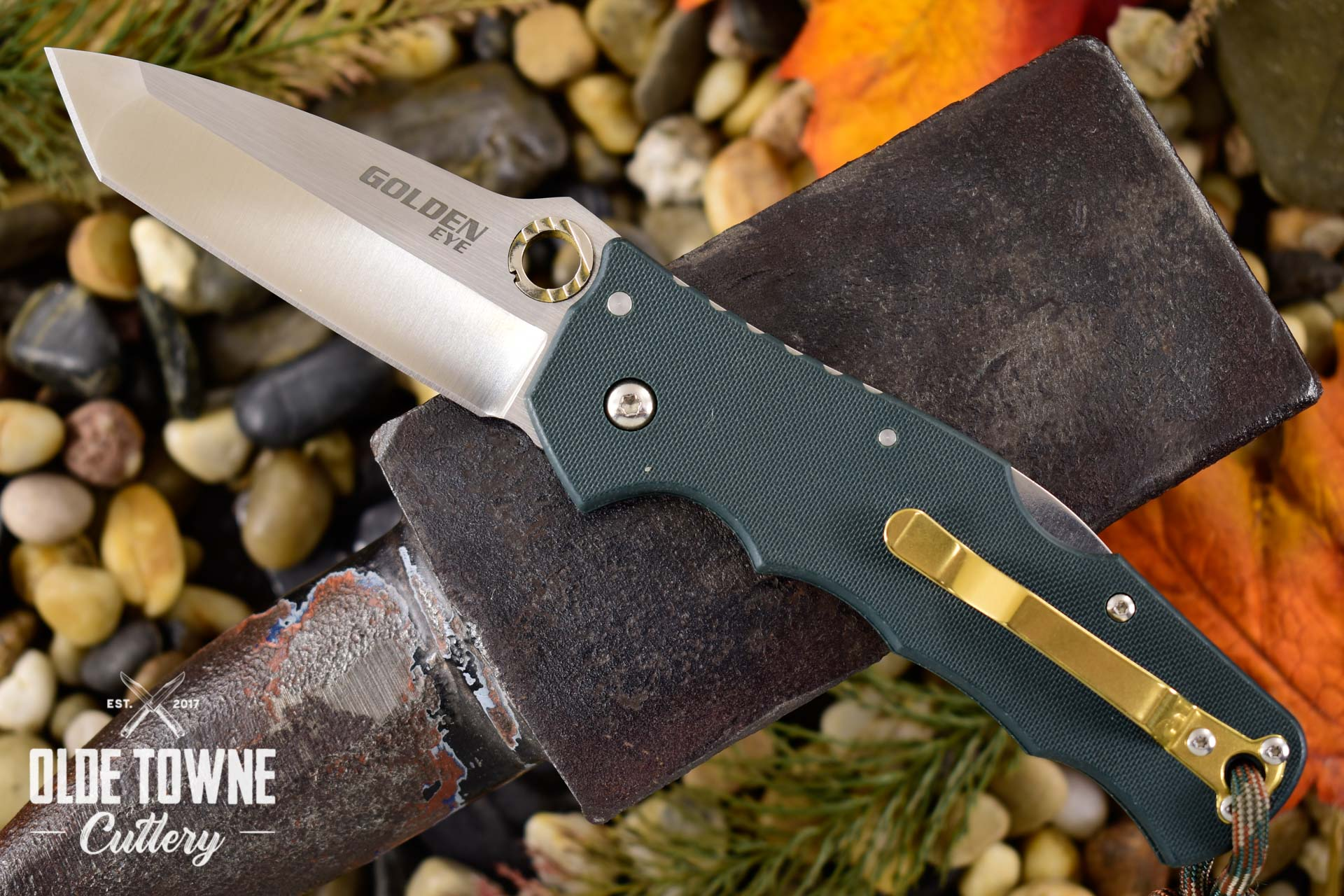 Pre-Owned Cold Steel Golden Eye (C)