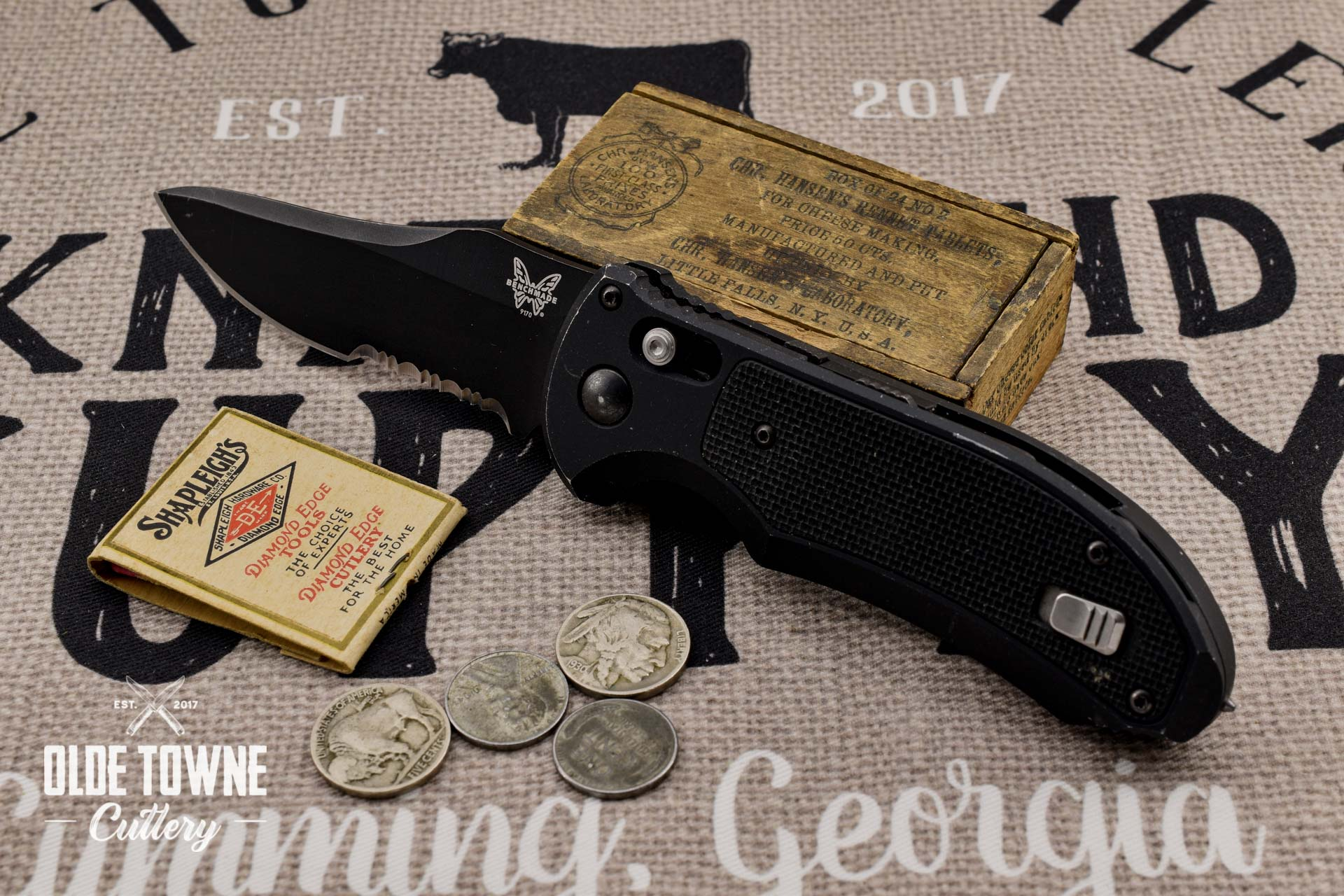 Pre-Owned Benchmade Auto Triage