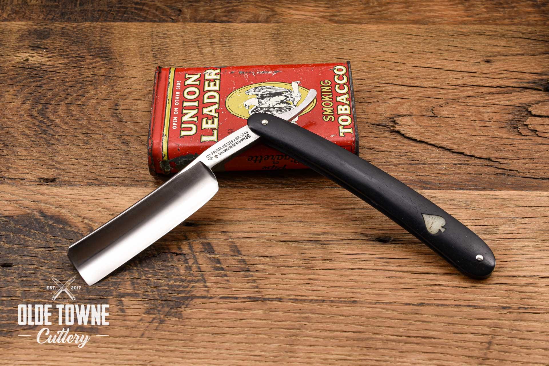 Vintage Friedrich Herder Black Bone