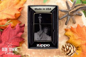 Zippo ZO12336 Statue of Liberty