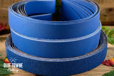 """Klingspor's Abrasive Belt 2"""" x 48"""" 120 GRIT (BLUE)"""