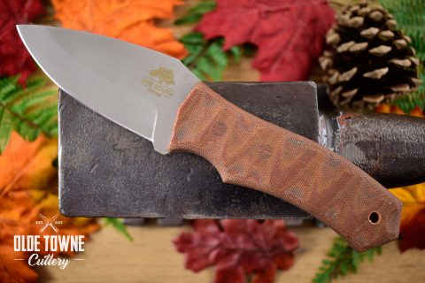 Due South Knives Wind Talker Nat Canvas Micarta