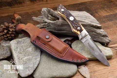 "Vintage Remington R6 8 3/4"" Fixed Blade (C)"