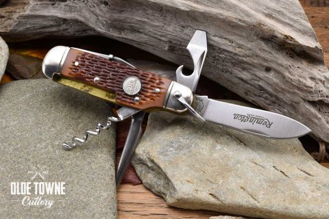Vintage Remington Trailhand Bartender's Knife (C)