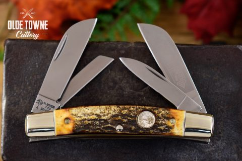 Boker 115464HH Stag Congress