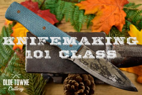 Knifemaking 101 Knifemaking Class Sun March 21
