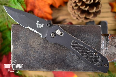 Pre-Owned Benchmade Sequel 707SBK (C)