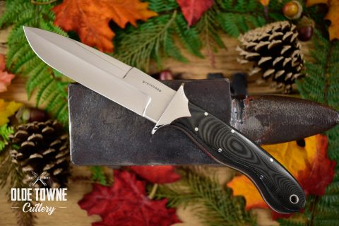Pre-Owned Steingass Fighter Micarta #34 (C)