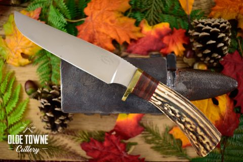 Pre-Owned Chuck Hawes Bowie Stag #59 (C)