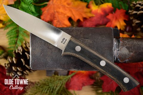 Pre-Owned Phillip Patton Drop Micarta #64 (C)