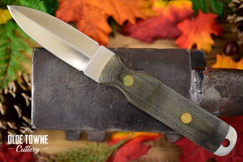 Pre-Owned E White Dagger Micarta #67 (C)