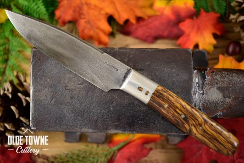 Pre-Owned Wallingford Drop Point Oak #73 (C)