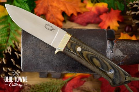 Pre-Owned Kelsey Creek Hunter Micarta #77 (C)