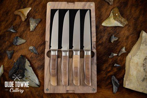 Ferrum Reserve 4 pc Steak Knife Set