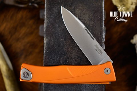 Lion Steel LSTTLAOS Thrill Slipjoint Orange