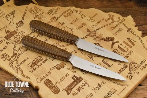 Due South Knives Steak Knives Bocote