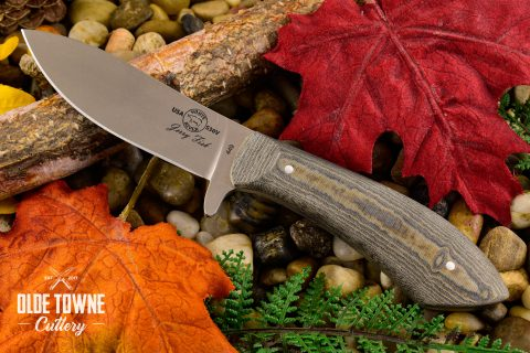 White River Knife & Tool WRJF-SB-LBO Sendero Bush