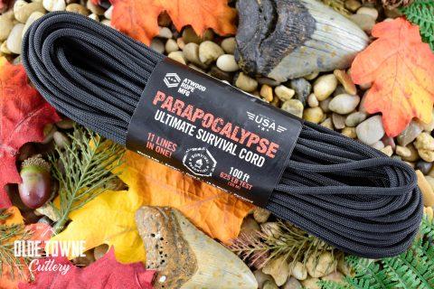 Parachute Cord Parapocalypse Black RG1294H