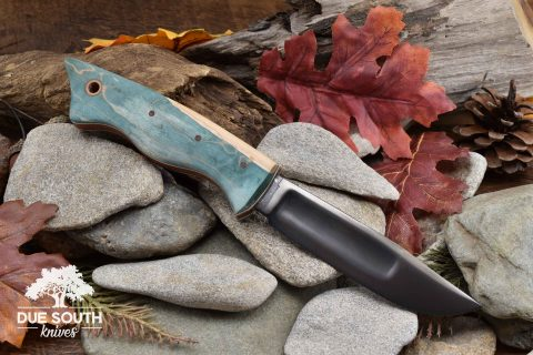 Due South Knives Ideal Tribute Birds Eye