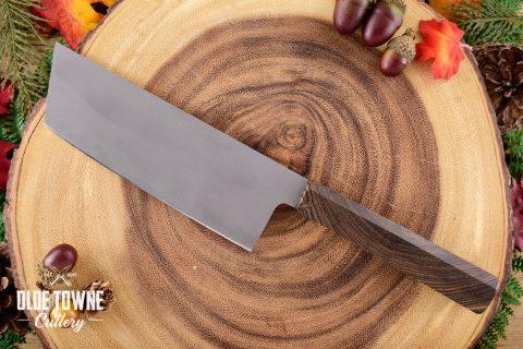Rowland Cutlery Nakiri Cross-Cut Bocote (C)