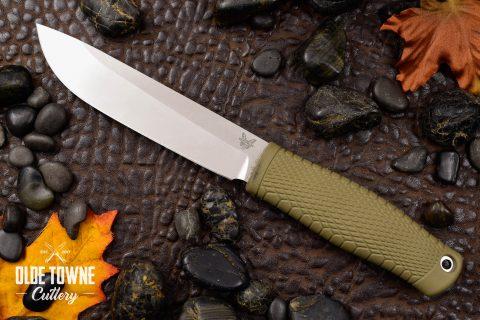 Benchmade 202 Leuku Ranger Green