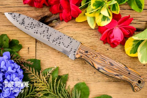 Dogwood Custom Knives Kephart Redux Crazy Fiber