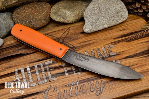 Due South Knives Deer Hunter Orange G10