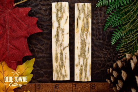 """Handle Material Mammoth Ivory #1 1/4"""" x 7/8"""" x 4"""""""