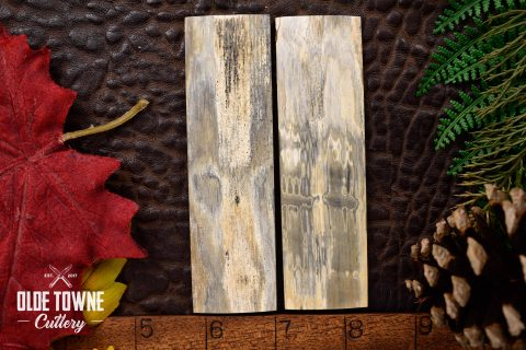 """Handle Material Mammoth Ivory #7 1/8"""" x 1 1/4"""" x 4 1/8"""""""