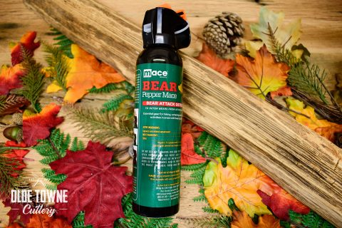 Mace Bear Attack Deterrent Spray