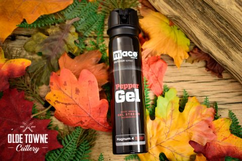 Mace Magnum 4 Pepper Gel Spray