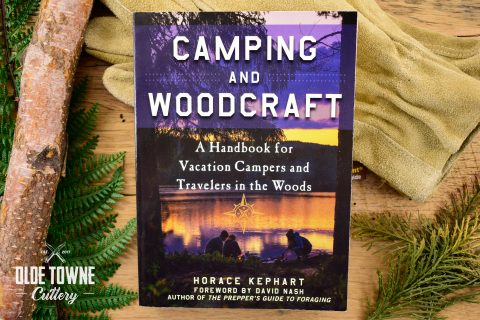 Camping and Woodcraft Book