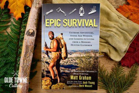 Epic Survival Book