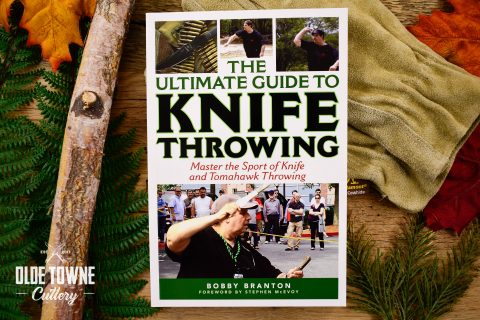 The Ultimate Guide to Knife Throwing Book